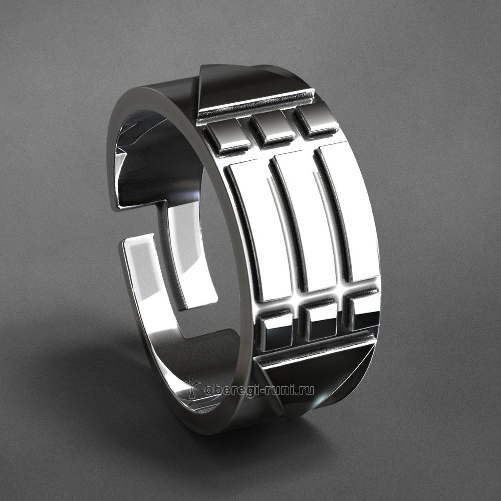 Кольцо Атлантов. Серебро
