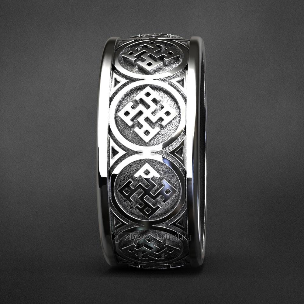 Кольцо Духовная сила