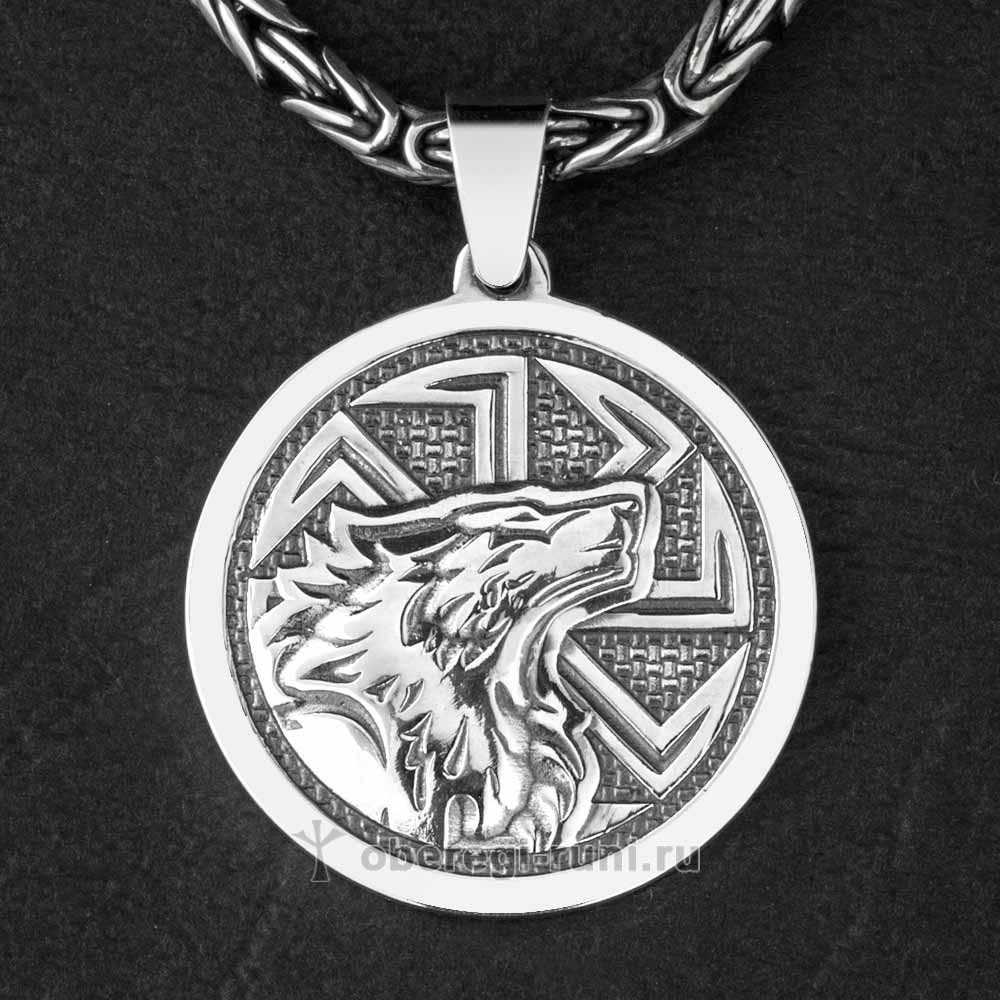 волк коловрат из серебра