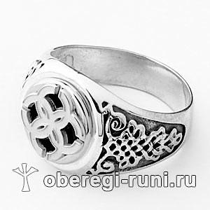 Кольцо-оберег Свадебник
