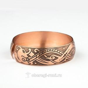 скандинавский браслет