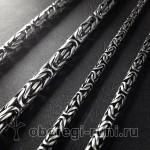 Богатырская цепь из серебра (византия)
