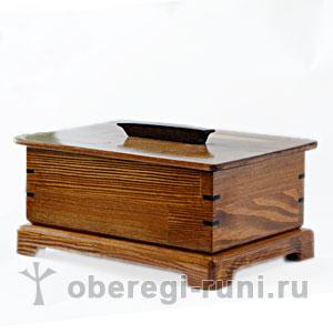 Шкатулка Тайна Аркона с двойным дном