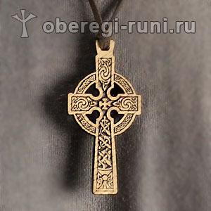 Кельтский крест Чаша грааля