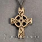 Кельтский крест святого Патрика