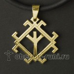 Славянские Руны из золота