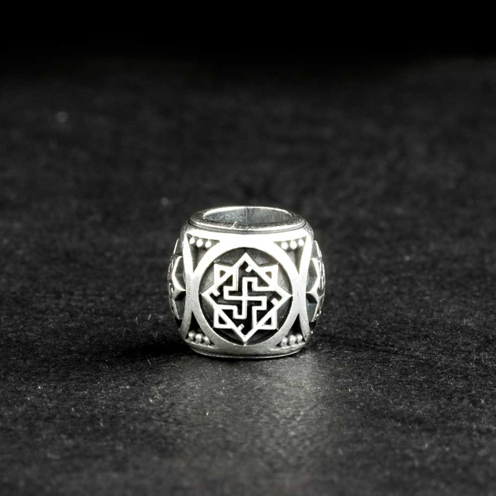 шарм валькирия серебро