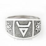 кольцо с символом велеса