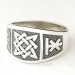 кольцо оберег славянский