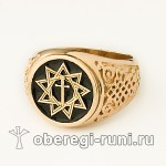 Золотой перстень с Мечом в Инглии