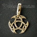символ бога луга (одина)