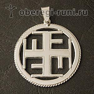 Славянский оберег Ратиборец