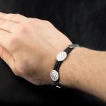 мужской браслет славянские обереги