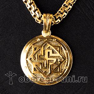 Валькирия из золота богатырская