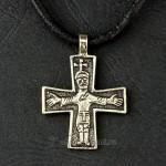 крест раннехристианский