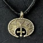 лунница крест