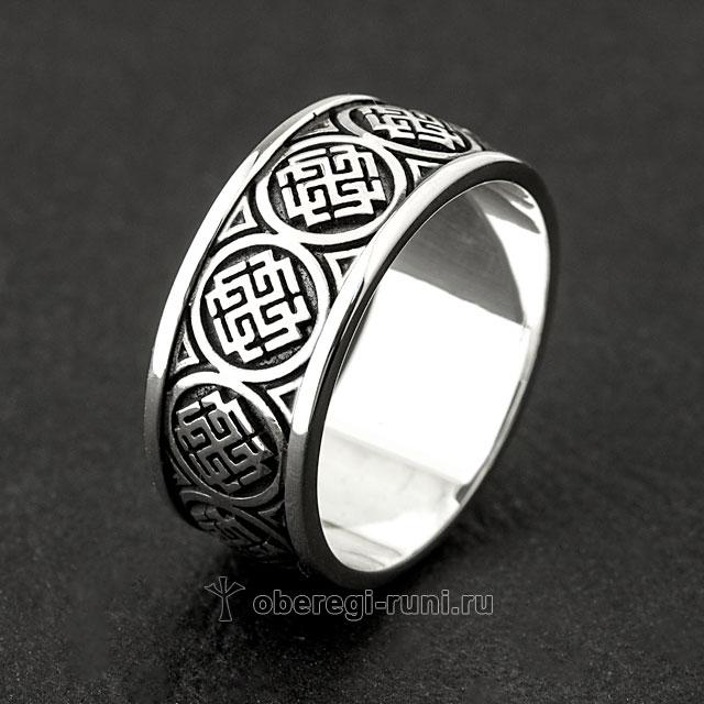 кольцо сварожич