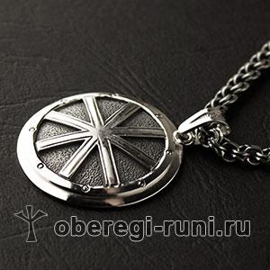 ... оберег богатырский колесо Сварога