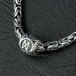 руна дагаз из серебра