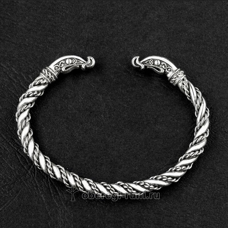 Браслет викингов значение