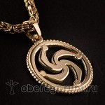 символ рода из золота