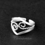 серебряное кольцо гармонии