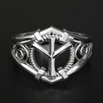 кольцо альгиз