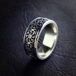 кольцо колядник