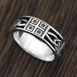 кольцо символ макоши