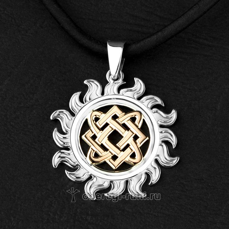 звезда лады богородицы из золота и серебра