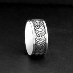 Кольцо оберег Валькирия